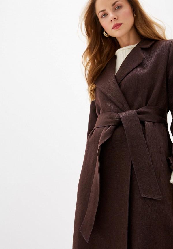 Forte Forte | коричневый Женское коричневое пальто Forte Forte | Clouty