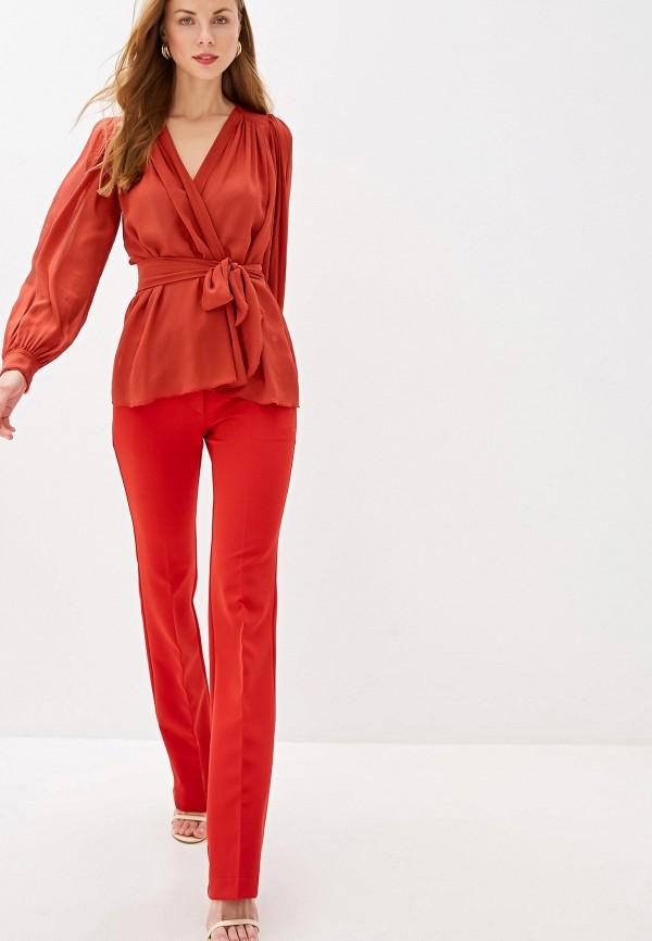 Forte Forte | красный Женская красная блуза Forte Forte | Clouty