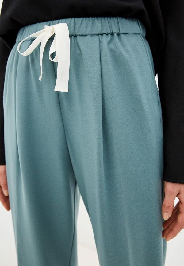 Forte Forte | бирюзовый Женские бирюзовые брюки Forte Forte | Clouty