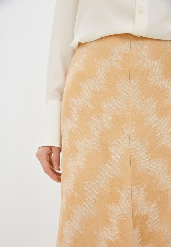 Forte Forte | золотой Золотая юбка Forte Forte | Clouty