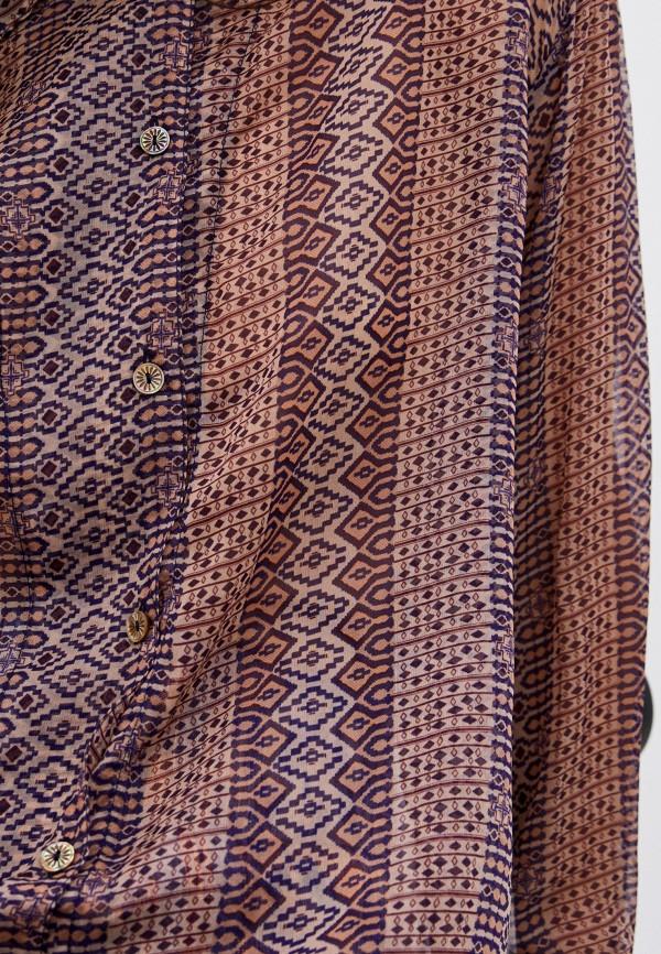 Forte Forte | коричневый Женская коричневая блуза Forte Forte | Clouty
