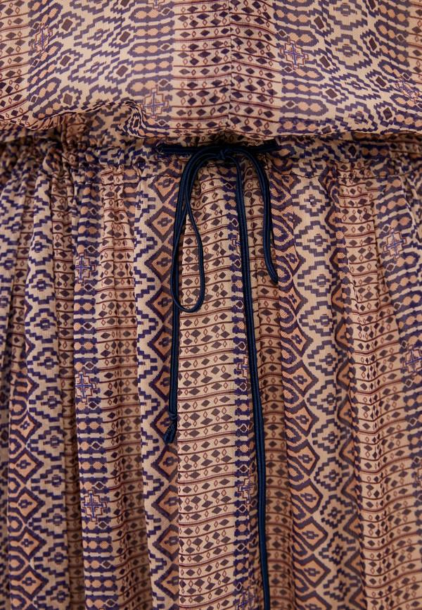 Forte Forte | бежевый Бежевое платье Forte Forte | Clouty