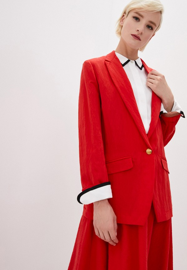 Forte Forte | красный Пиджак Forte | Clouty