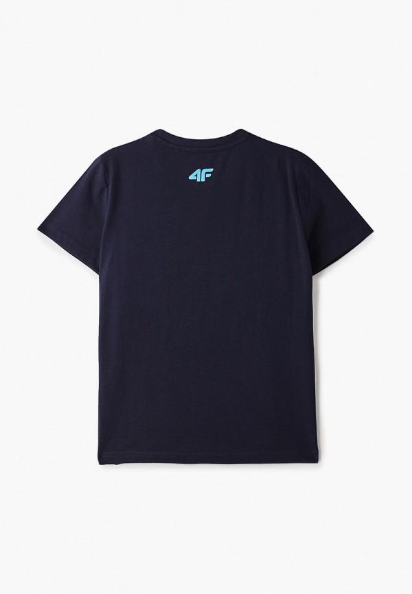 4F | синий Футболка 4F | Clouty