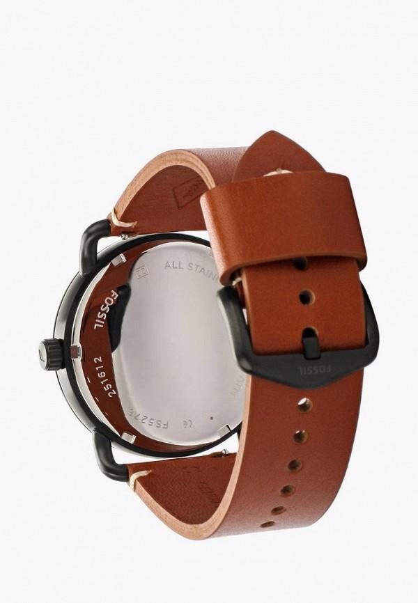 Fossil | коричневый Мужские коричневые часы Fossil | Clouty