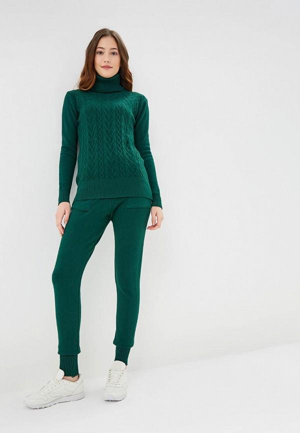 Fresh Cotton | Женский зеленый костюм Fresh Cotton | Clouty