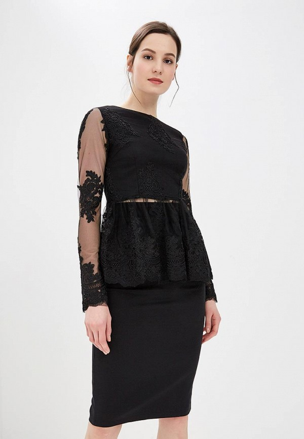 Fresh Cotton   Женский черный костюм Fresh Cotton   Clouty