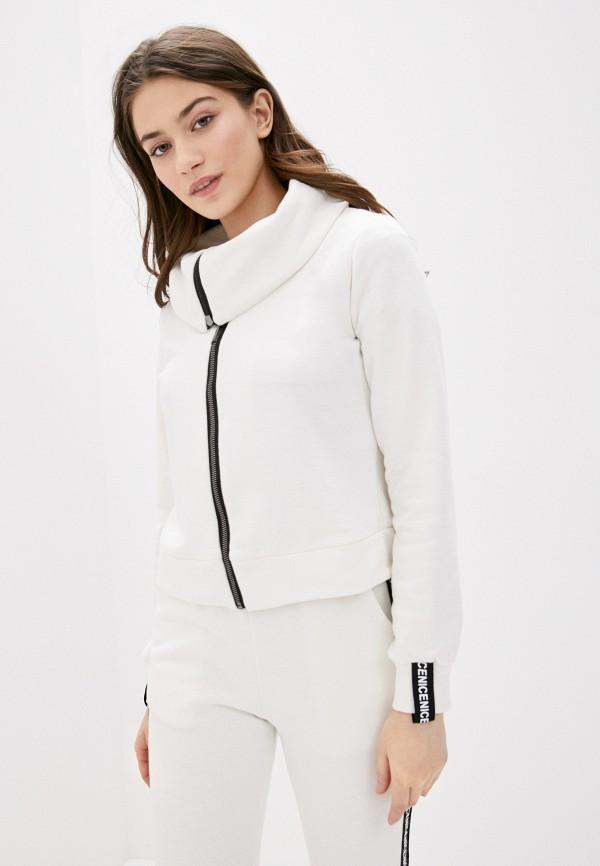 Fresh Cotton | Женский белый костюм спортивный Fresh Cotton | Clouty