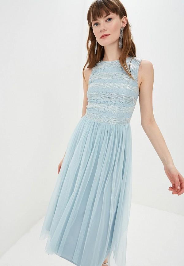 Frock And Frill | голубой Платье | Clouty