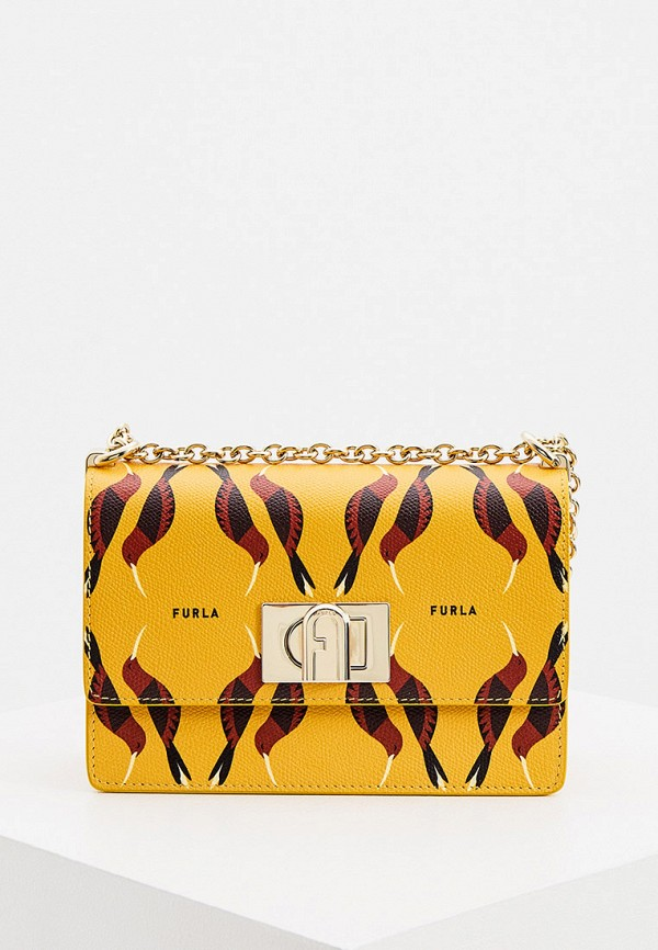 FURLA | желтый Сумка Furla | Clouty
