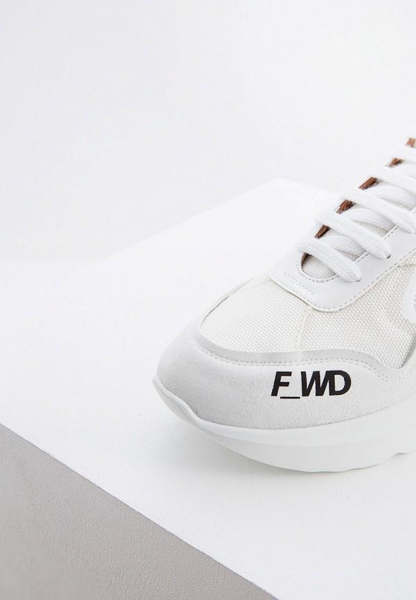 F_WD | белый Кроссовки F_WD | Clouty