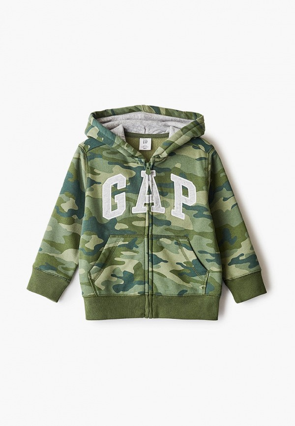 GAP | хаки Толстовка GAP для мальчиков | Clouty