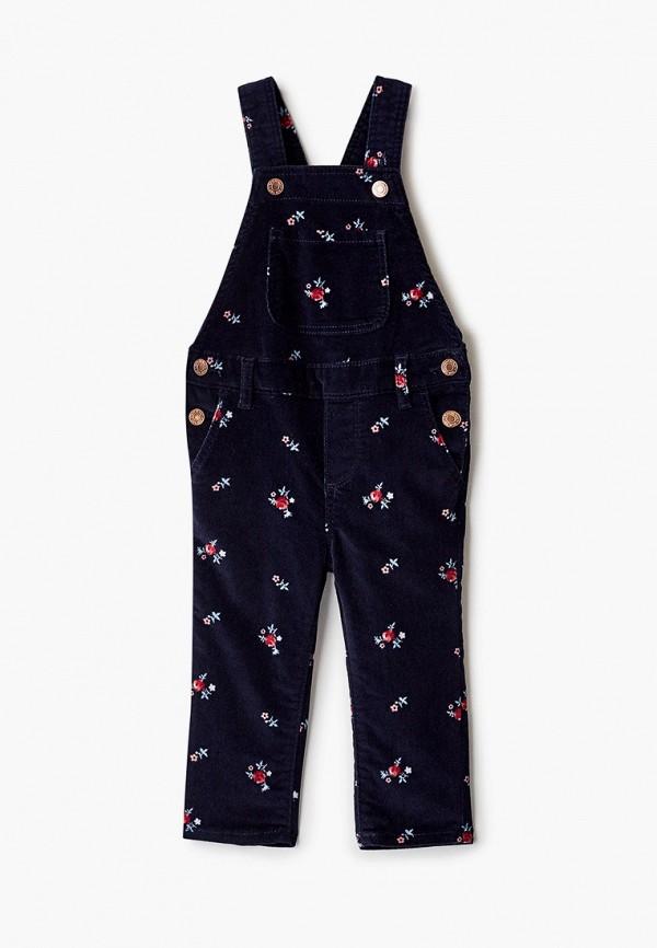 GAP   Синий комбинезон джинсовый GAP для девочек   Clouty