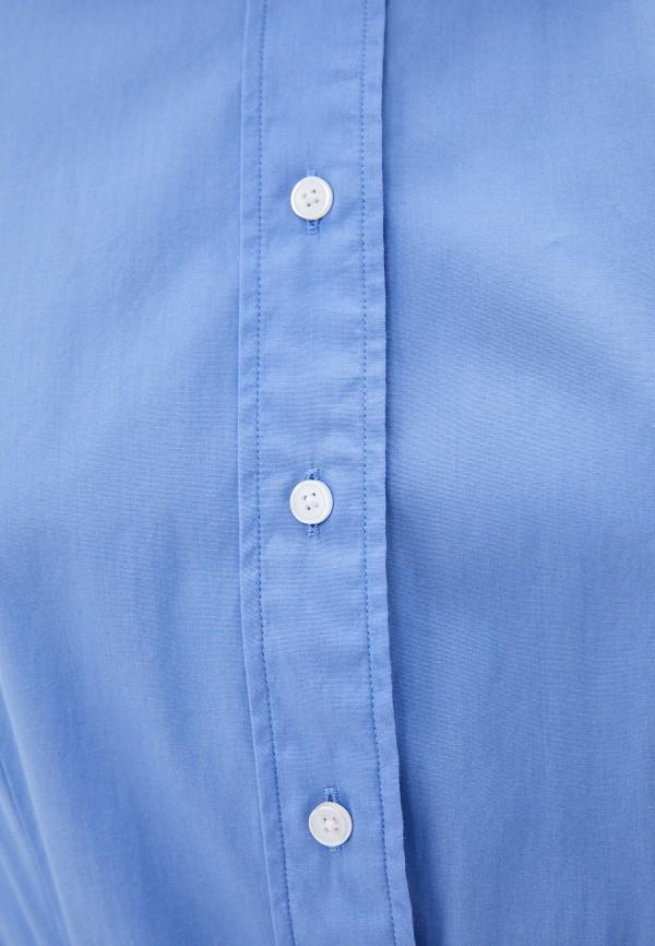 Gant | голубой Женское голубое платье Gant | Clouty