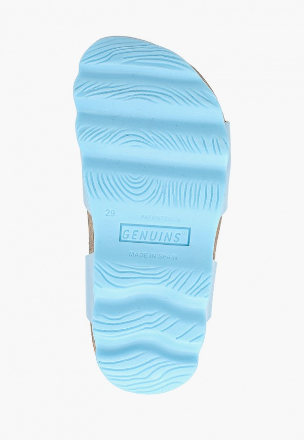 Genuins | голубой Сандалии Genuins | Clouty