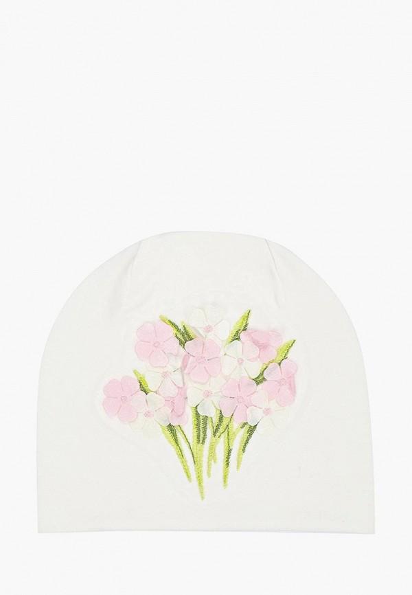 Giamo | белый Белая шапка Giamo для девочек | Clouty