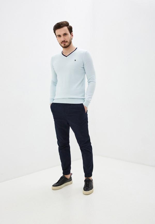 Giorgio Di Mare   Мужской голубой пуловер Giorgio Di Mare   Clouty