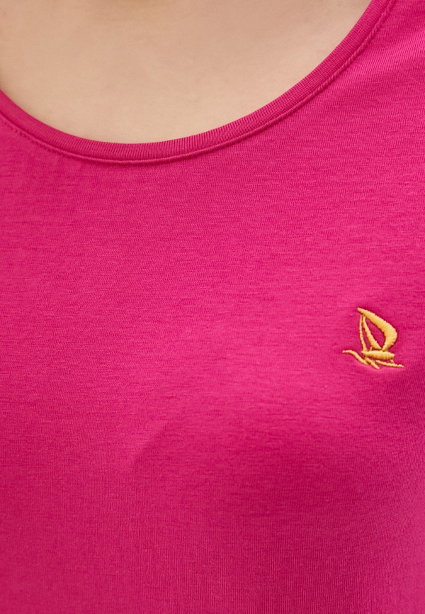 Giorgio Di Mare   розовый Женская розовая футболка Giorgio Di Mare   Clouty