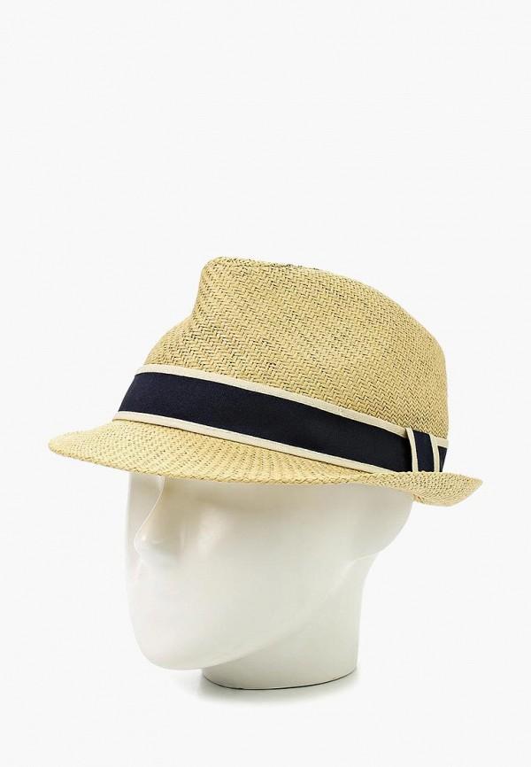 Goorin Bros. | бежевый Мужская летняя бежевая шляпа Goorin Bros. | Clouty
