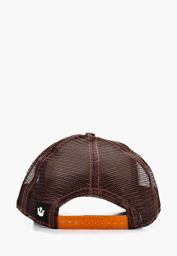 Goorin Bros.   коричневый, хаки Мужская бейсболка Goorin Bros.   Clouty