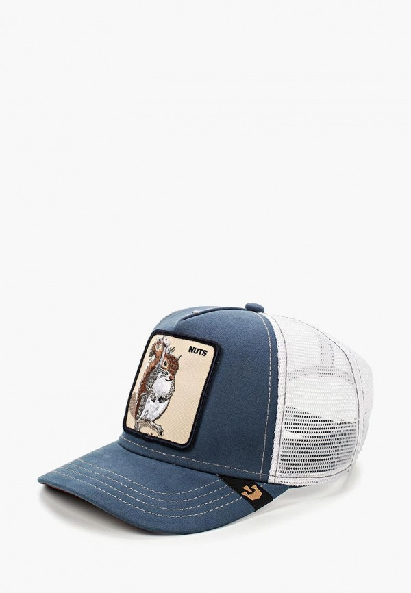 Goorin Bros. | синий Синяя бейсболка Goorin Bros. | Clouty