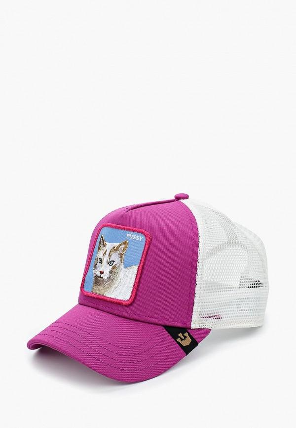 Goorin Bros. | фиолетовый Фиолетовая бейсболка Goorin Bros. | Clouty