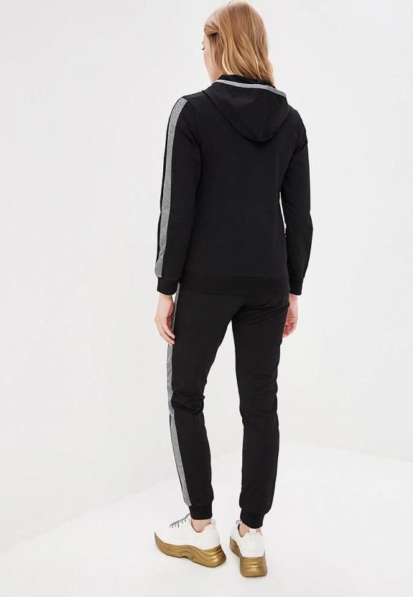 Goldrai | Женский черный костюм спортивный Goldrai | Clouty