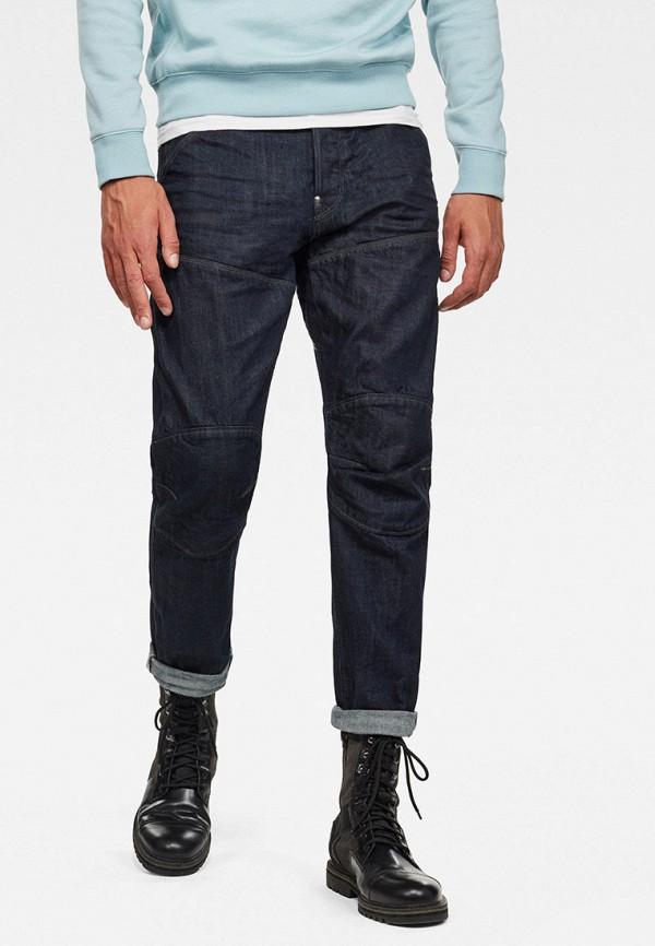 G-Star | синий Мужские синие джинсы G-Star | Clouty
