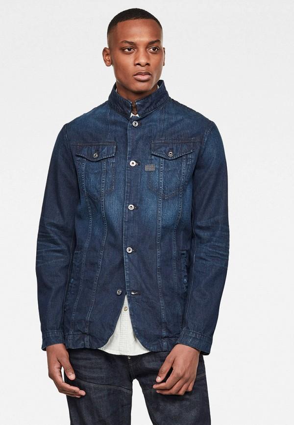 G-Star | синий Куртка джинсовая G-Star | Clouty