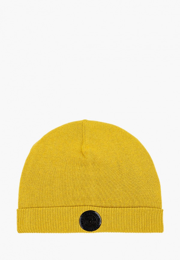 Gulliver | желтый Желтая шапка Gulliver для мальчиков | Clouty
