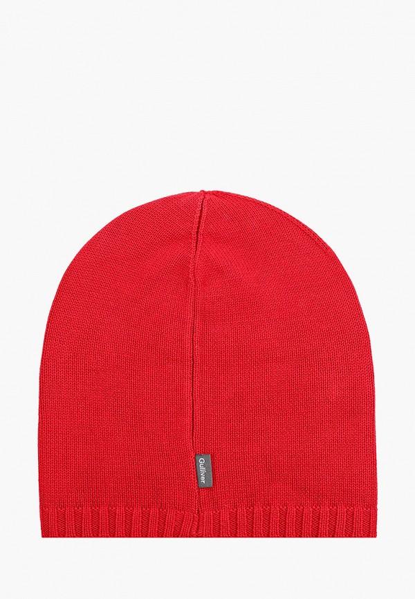 Gulliver | красный Красная шапка Gulliver для девочек | Clouty