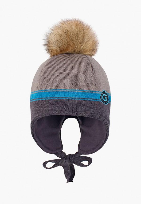 Gusti | мультиколор Зимняя шапка Gusti для мальчиков | Clouty