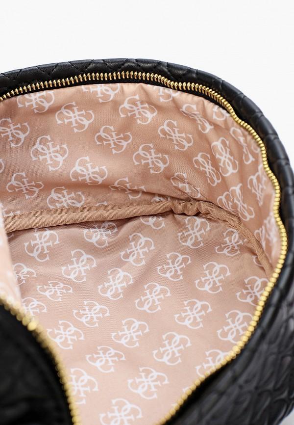 Guess   Черный рюкзак Guess для девочек   Clouty