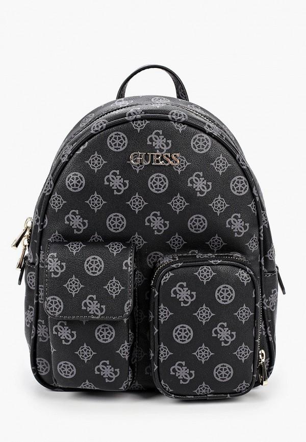 Guess | черный Рюкзак Guess | Clouty
