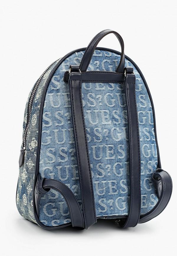 Guess | синий Рюкзак Guess | Clouty