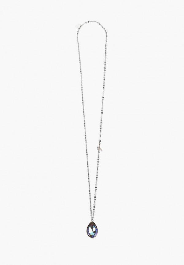 Guess | серебряный Женское серебряное колье Guess | Clouty