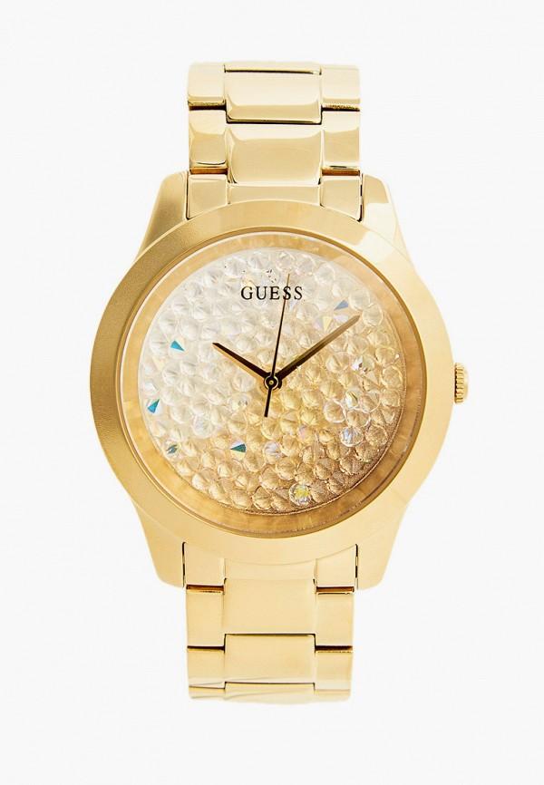 Guess   золотой Часы Guess   Clouty