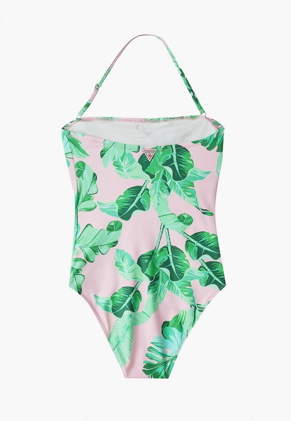 Guess | мультиколор Летний купальник Guess для девочек | Clouty