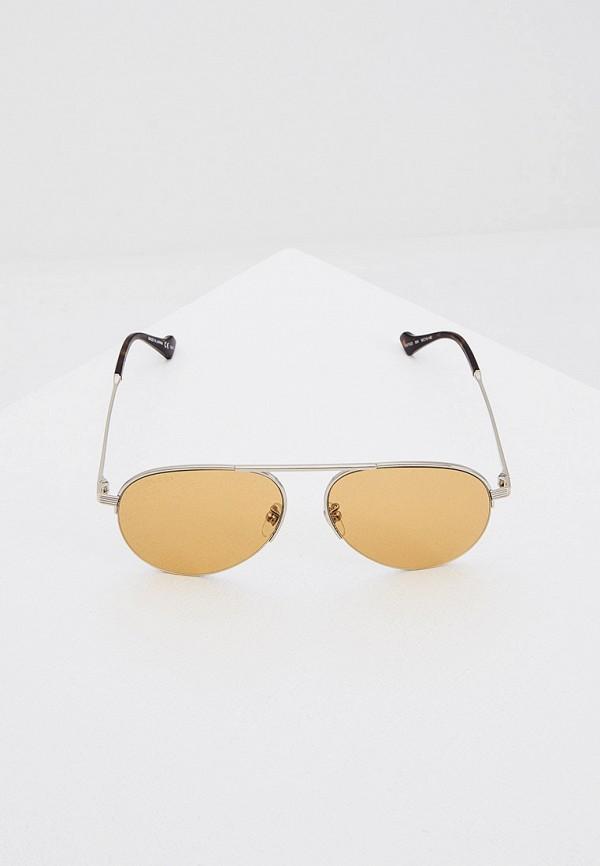 GUCCI | золотой Очки солнцезащитные Gucci | Clouty