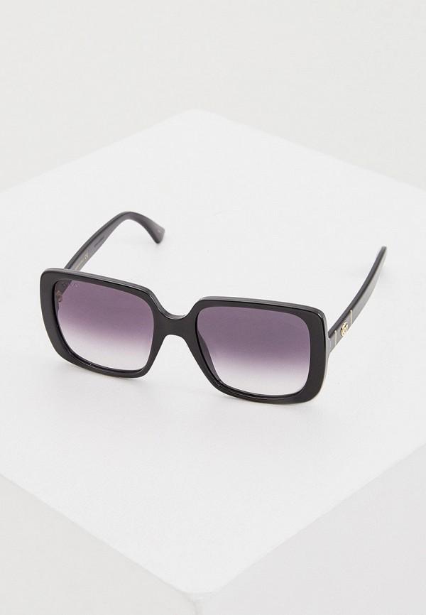 GUCCI   черный Очки солнцезащитные Gucci   Clouty