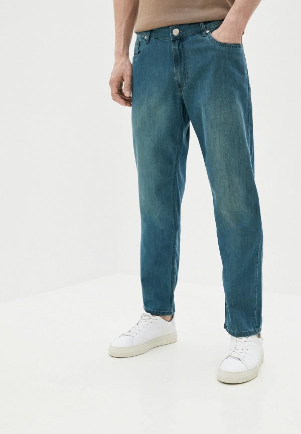 Harmont & Blaine | синий Мужские синие джинсы Harmont & Blaine | Clouty