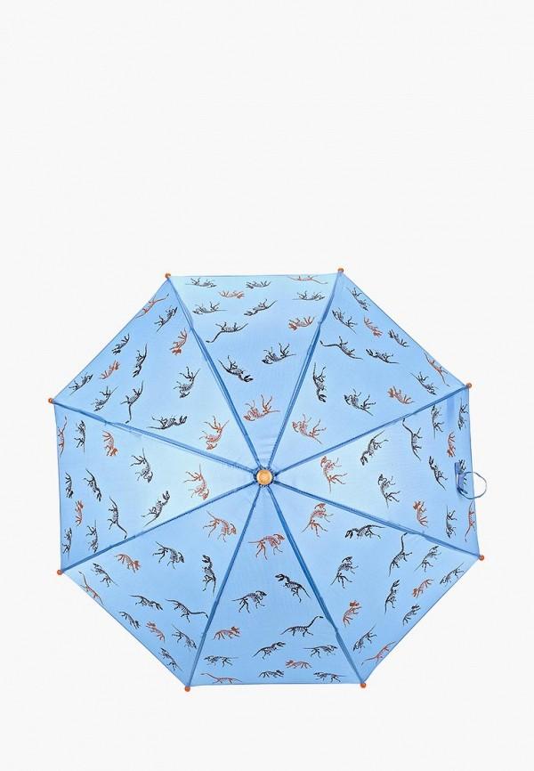 Hatley | Синий зонт трость Hatley для мальчиков | Clouty