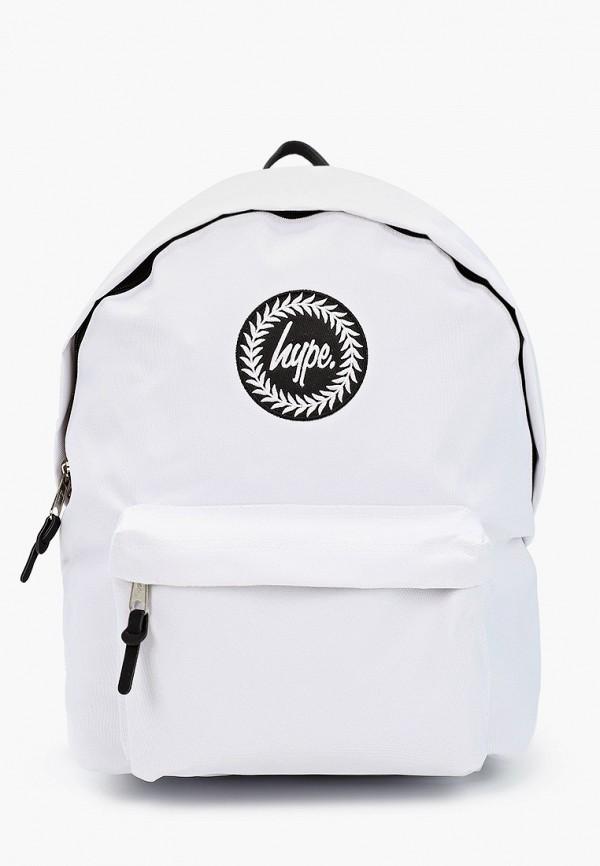 Hype   Белый рюкзак Hype   Clouty