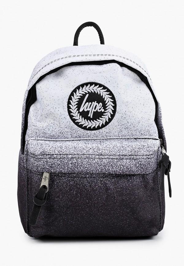 Hype | Женский черный рюкзак Hype | Clouty