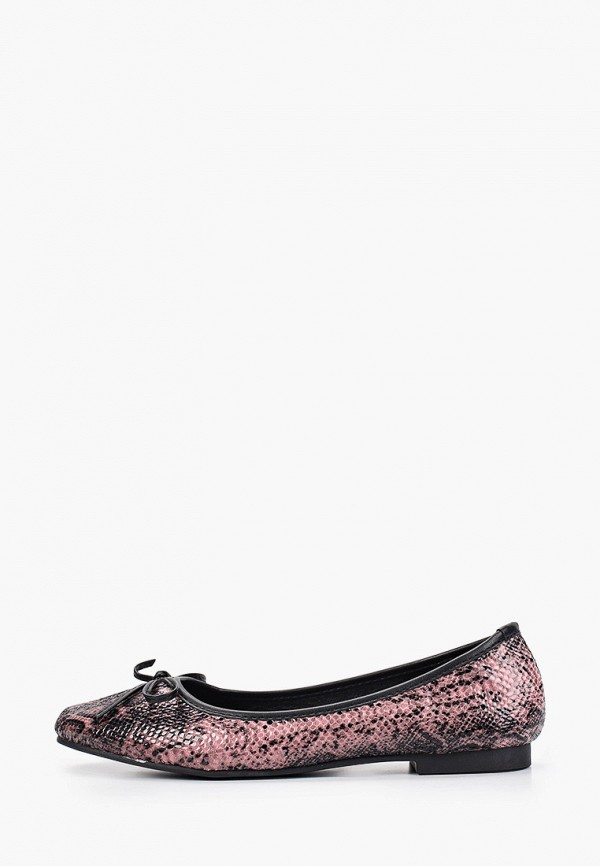 Marquiiz   розовый Балетки Marquiiz   Clouty
