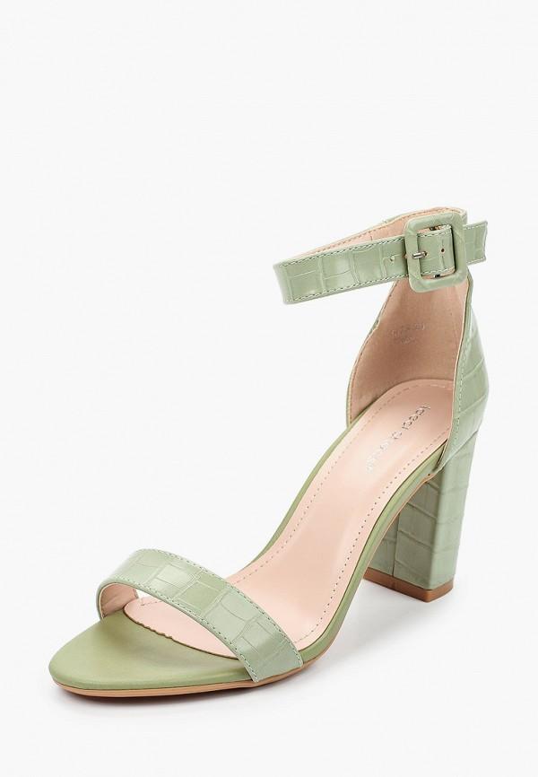 Ideal Shoes | зеленый Босоножки Ideal Shoes | Clouty