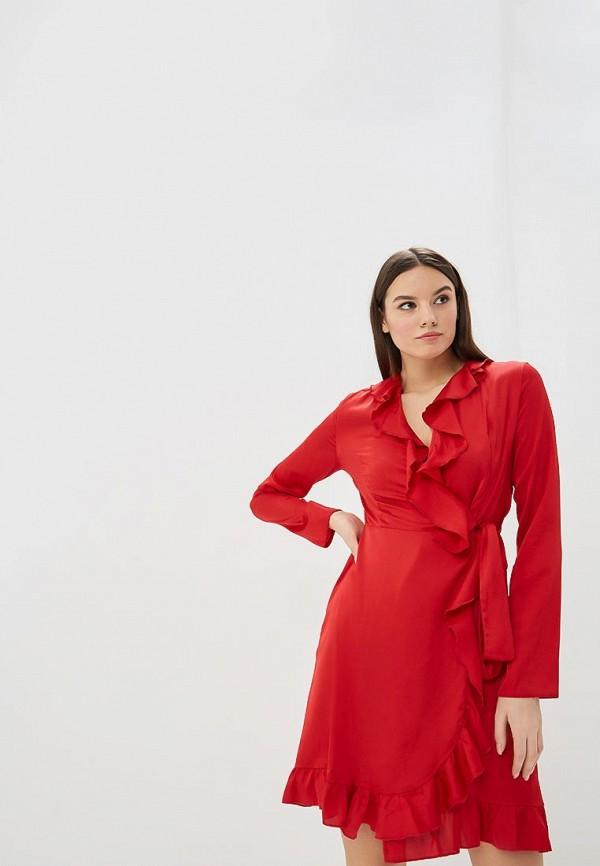 Imocean | красный Женское красное платье Imocean | Clouty