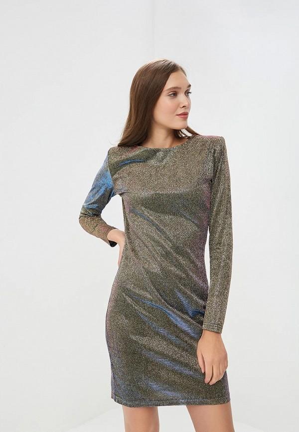 Imocean | золотой Золотое платье Imocean | Clouty