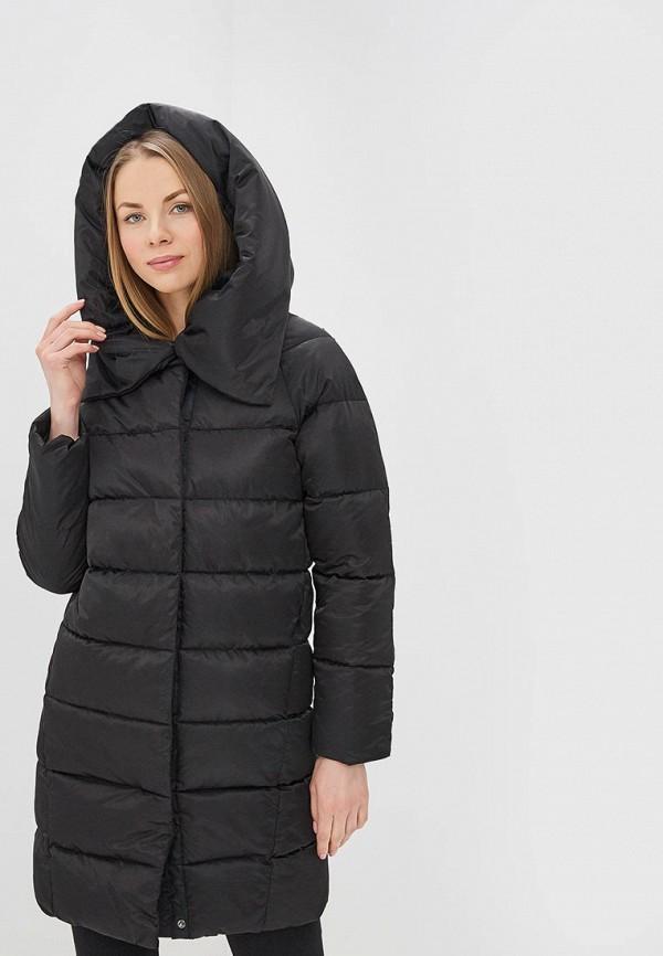 Imocean | черный Женская черная утепленная куртка Imocean | Clouty