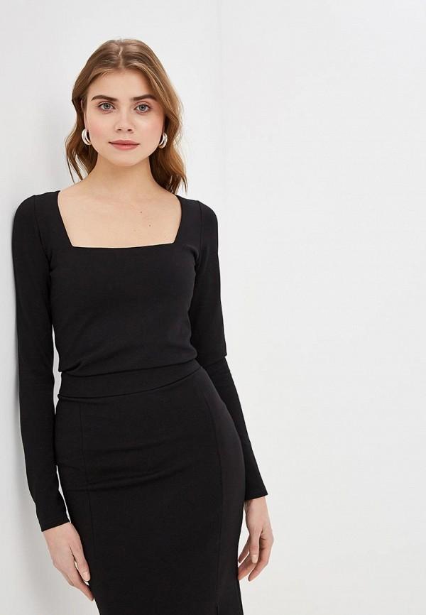 Imocean | черный Женская черная блуза Imocean | Clouty
